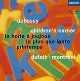 ドビュッシー : 組曲「子供の領分」