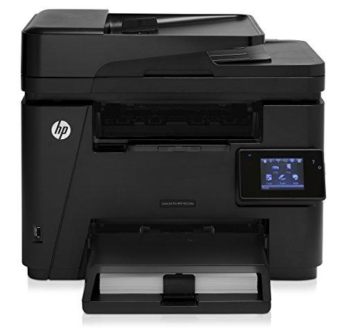 HP LaserJet Pro M225dw Stampante Multifunzione, Stampa, Copia, Scansione, Fax, Nero