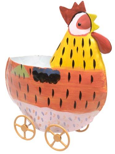 Pfaltzgraff Pistoulet Wandering Chicken of Pistoulet