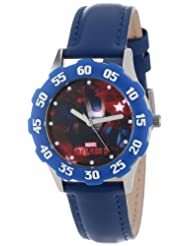 Marvel Comics W000846 Stainless Leather