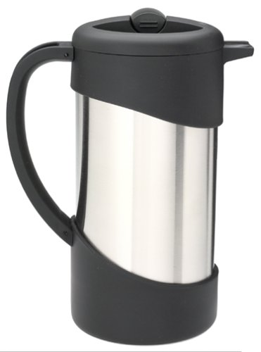 Thermos Nissan 34-Ounce Vacuum Coffee Press Review