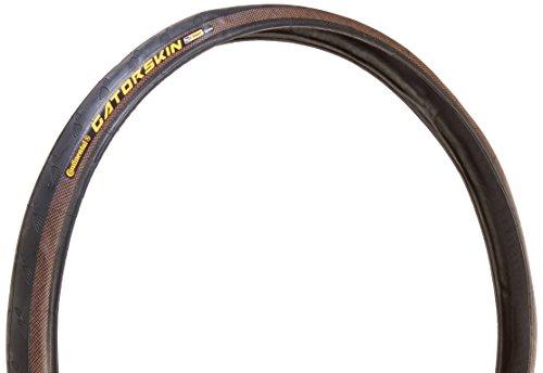 Continental GatorSkin DuraSkin Folding Tire, Black, 700 x 32c (Black Tires compare prices)