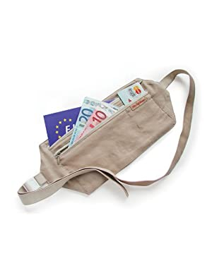 Rick Steves Silk Money Belt