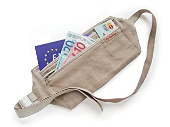 Click to buy Rick Steves Silk Money Beltfrom Amazon!