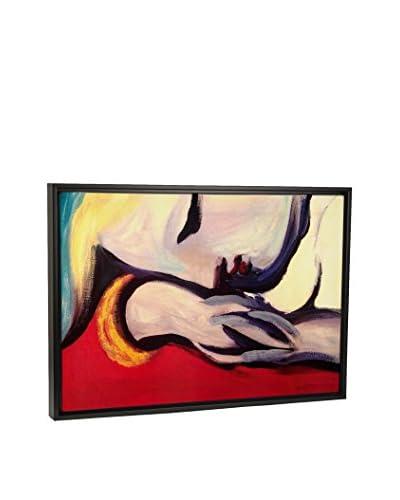 Pablo Picasso The Rest Canvas Print