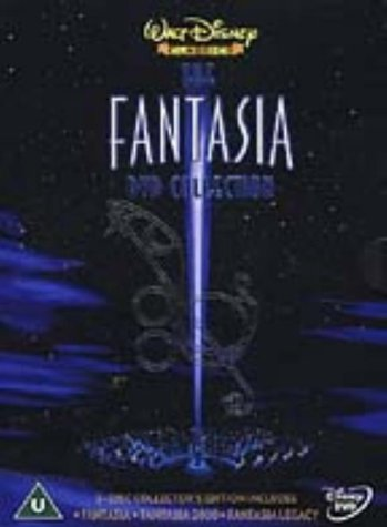 Fantasia Triple Pack [DVD] [2000]