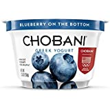 Chobani, Blueberry Non Fat Greek Yogurt, 5.3 oz