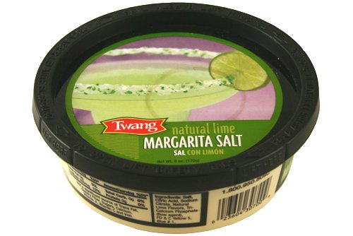 Twang TWANG307006 Natural Lime Margarita Salt (Margarita Lime Salt compare prices)