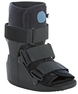Amazon.com: Short Air Cam Walker Fracture Boot , Medium: Health