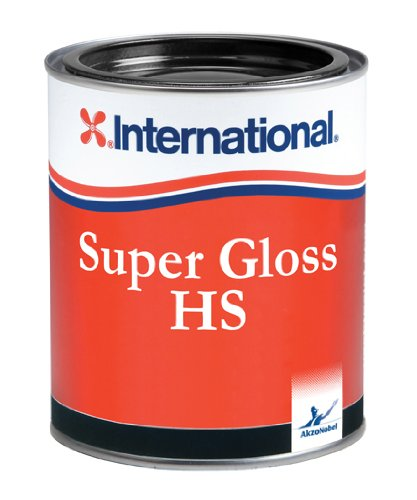 International Super Gloss HS 750ml / 2.5l (verschiedene Farben) (white, 750ml)