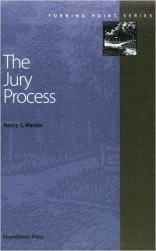 The Jury Process (Turning Point Series)