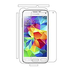 Robobull Skini for Samsung Galaxy S5 Screen & Body Clear