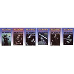 Filipino Martial Arts Inosanto 6 DVD's