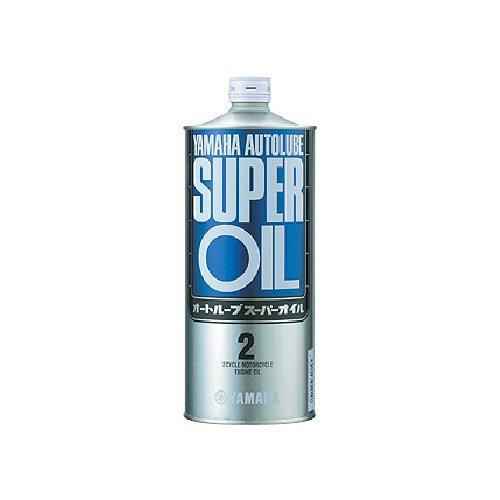 YAMAHA [ ヤマハ ] AUTOLUBE [ オートルーブスーパー ] 半合成油 [ 1L ] (2サイクル用) 90793-30121 [HTRC3]