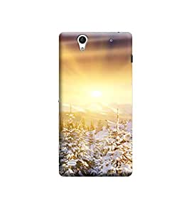 TransMute Premium Printed Back Case Cover With Full protection For Sony Xperia C4 (Designer Case)