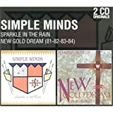 Simple Minds New Gold Dream/Sparkle in the Rain