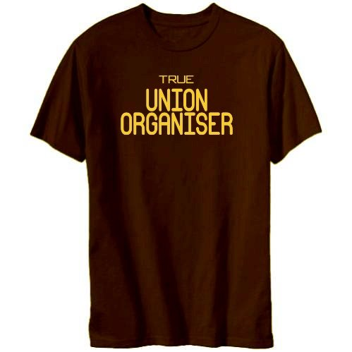 True Union Organiser Mens T-shirt