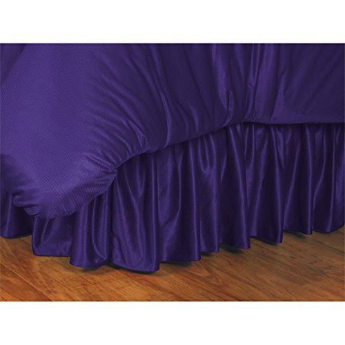 Ncaa Bed Skirt Size: Full, Ncaa Team: Lsu