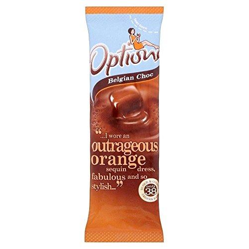 Optionen Empörend Orange Instant Heiße Schokolade Trinken (11G)