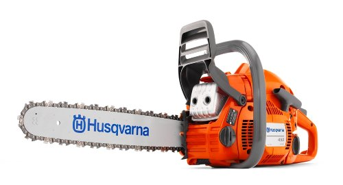 Cheap HUSQVARNA Refurbished 450 20″ 50.2cc Gas Powered 2 Cycle Chainsaw