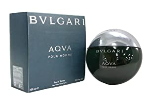 Bvlgari Aqua for Men Eau De toilette Spray, 3.4-Ounce
