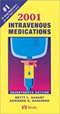 2018 intravenous medications a handbook for nurses and health professionals