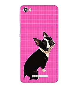 EPICCASE sad puppy Mobile Back Case Cover For Lava Iris X8 (Designer Case)