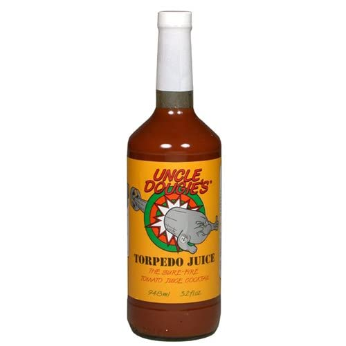 Amazon.com : Uncle Dougie's Torpedo Juice - Tomato Juice ...