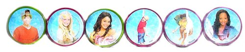 High School Musical Bubble Gum- 6 Pack
