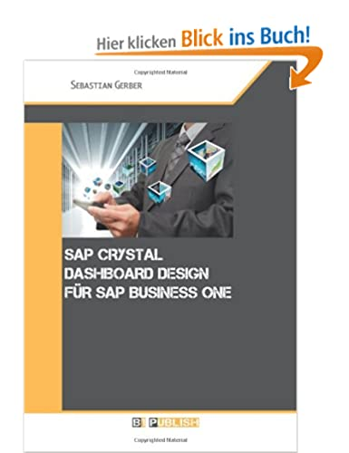 SAP Crystal Dashboard Design für SAP Business One