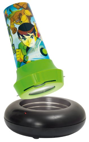 Ben 10 Alien Force Go Glow Light