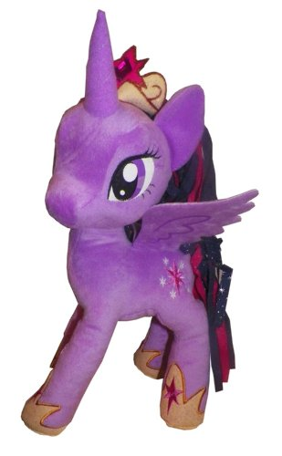 My Little Pony 18 Plush Princess Twilight Sparkle