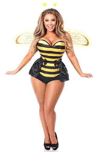 Daisy (Plus Size Queen Bee Costume)