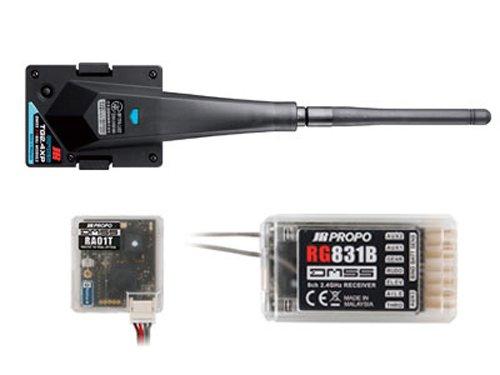 TG2.4XP DMSS Module w/RG831B 8ch Full Range Rx