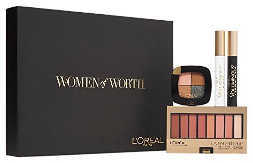 loreal-paris-cosmetics-women-of-worth-kit