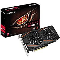 Gigabyte Radeon Rx 480 4GB Windforce Graphic Cards + AMD DOOM