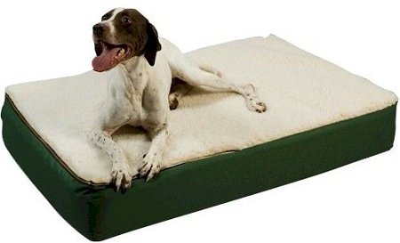 Dog Sofa Bed Large 193641 front