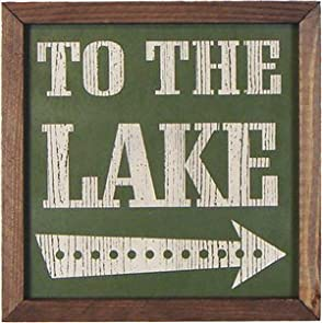 11 x11 To The Lake Arrow