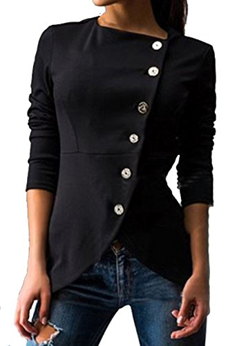 longwu-women-long-sleeve-single-breasted-work-blazer-asymmetric-hem-jacket-coat-black-xl