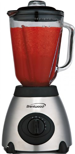 Brand New, Brentwood - Classic Stainless Steel Blender (Appliances - Small Appliances And Housewares) front-453531
