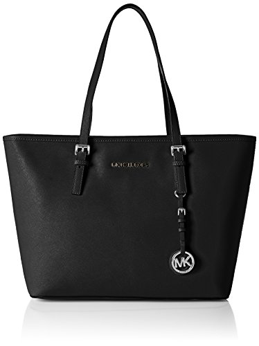michael-kors-womens-30s4stvt2l001-jet-set-travel-top-zip-tote-black