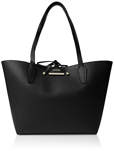 guess-damen-bobbi-inside-out-tote-handtaschen-mehrfarbig-onyx-multi-one-size