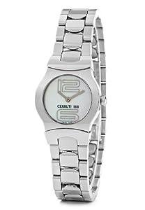 CERRUTI Damenarmbanduhr Swiss Made Collection C CT061222002
