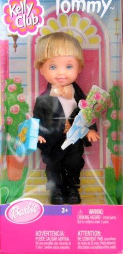 Very Cheap Barbie Discount Barbie Kelly Club Lil Gentleman Tommy Doll 2002