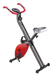 Get OLYMPIC 2000 FOLDING EXERCISE BIKE FIT4HOME (VARIOUS COLOURS) Price-image