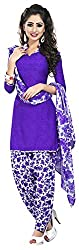 Offo*com Women's Synthetic Dress Material (1060)