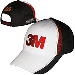 Greg Biffle 2014 3M Fan Up Hat by Checkered Flag