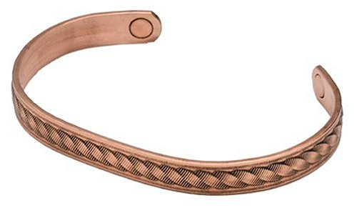 Sabona Copper Rope Magnetic Bracelet, Size XL