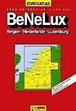 Euro Atlas: Benelux: Belgium, Netherlands, Luxembourg ...