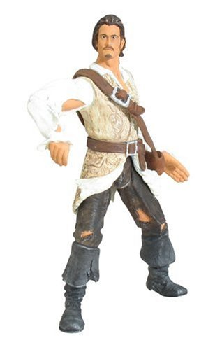 Zizzle Pirates of the Caribbean Dead Man's Chest 3 3/4 Inch Action Figure Series 2 Will Turner [Final Battle] - 1